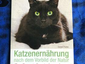 """""""Katzenernährung nach dem Vorbild der Natur"""" (Doreen Fiedler)"""